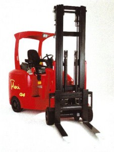 bendi forklift training kent