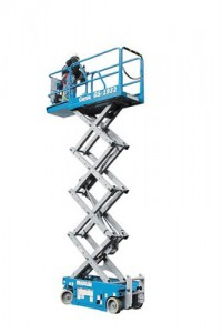 electric-scissor-lift-training-kent
