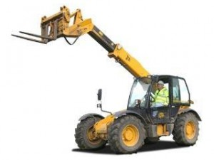 telescopic forklift training kent